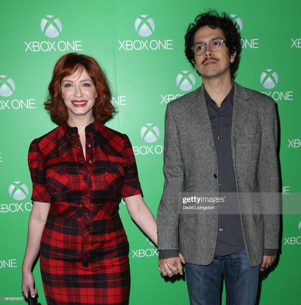 Xbox One LA Launch Party - Arrivals : News Photo