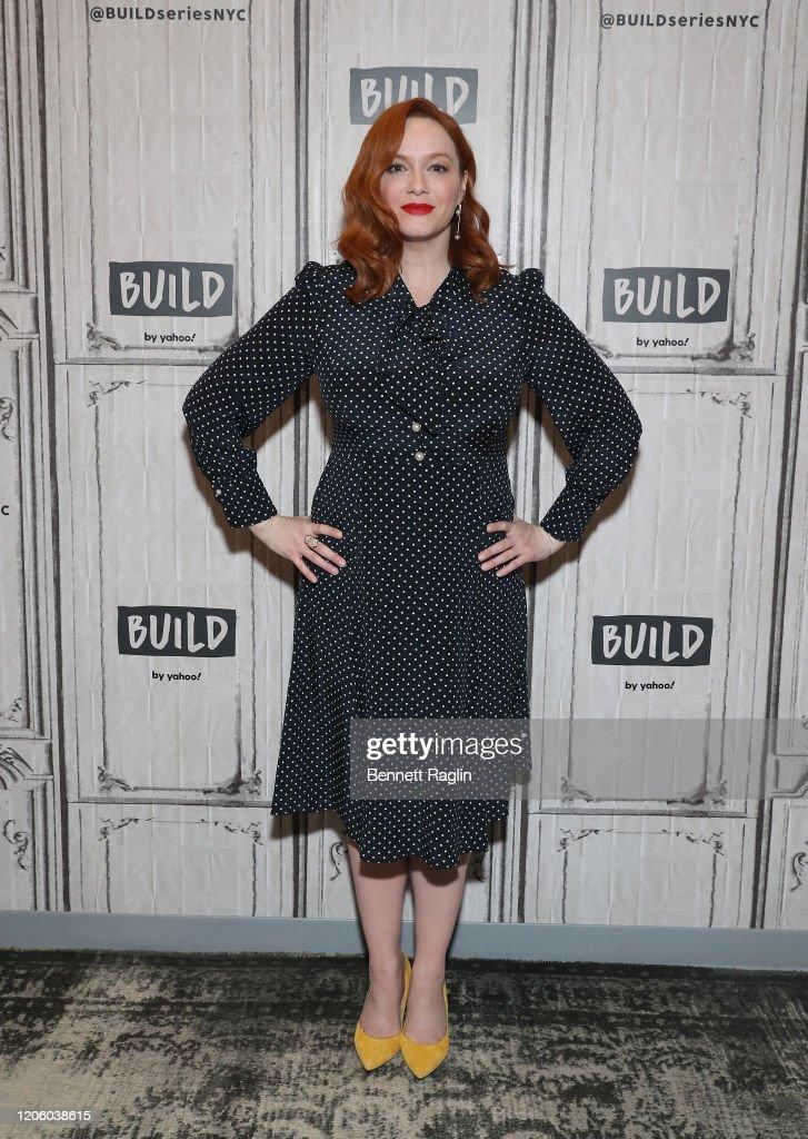 Celebrities Visit Build - February 13, 2020 : News Photo