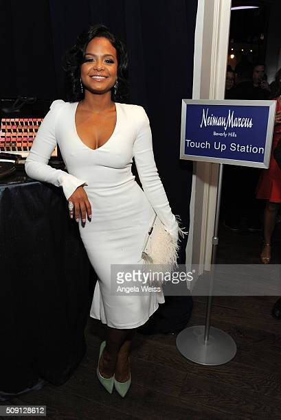 Actress Christina Milian attends The Hollywood Reporter's 4th Annual Nominees Night at Spago on February 8 2016 in Beverly Hills California