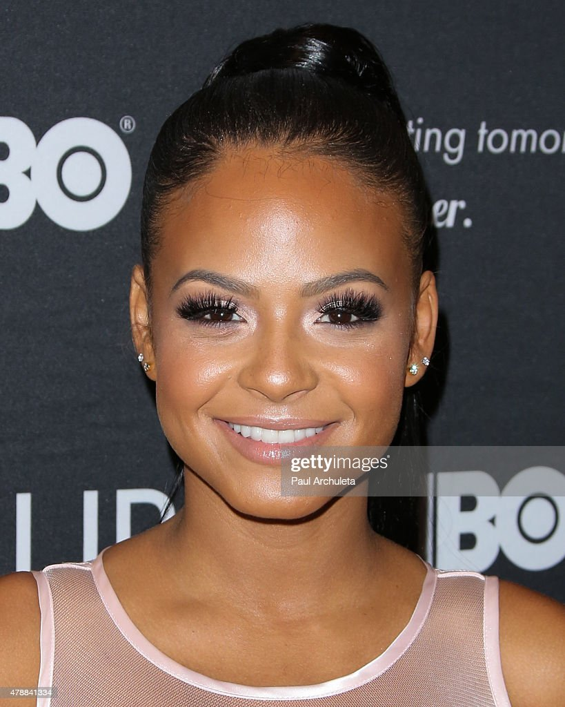 Actress Christina Milian attends the NALIP 16th annual Latino Media Awards at The W Hollywood on June 27, 2015 in Hollywood, California.