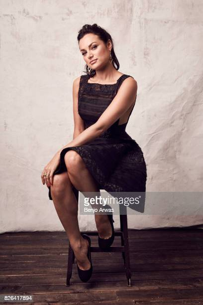 Actress Christina Ochoa of CW's 'Valor' poses for a portrait during the 2017 Summer Television Critics Association Press Tour at The Beverly Hilton...