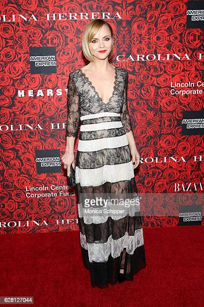 Actress Christina Ricci attends An Evening Honoring Carolina Herrera at Alice Tully Hall at Lincoln Center on December 6 2016 in New York City