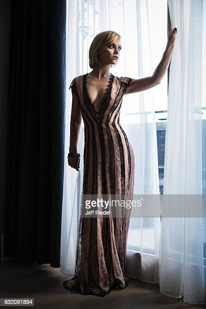 Actress Christina Ricci is photographed for Out Magazine on November 18 2016 in New York City PUBLISHED IMAGE