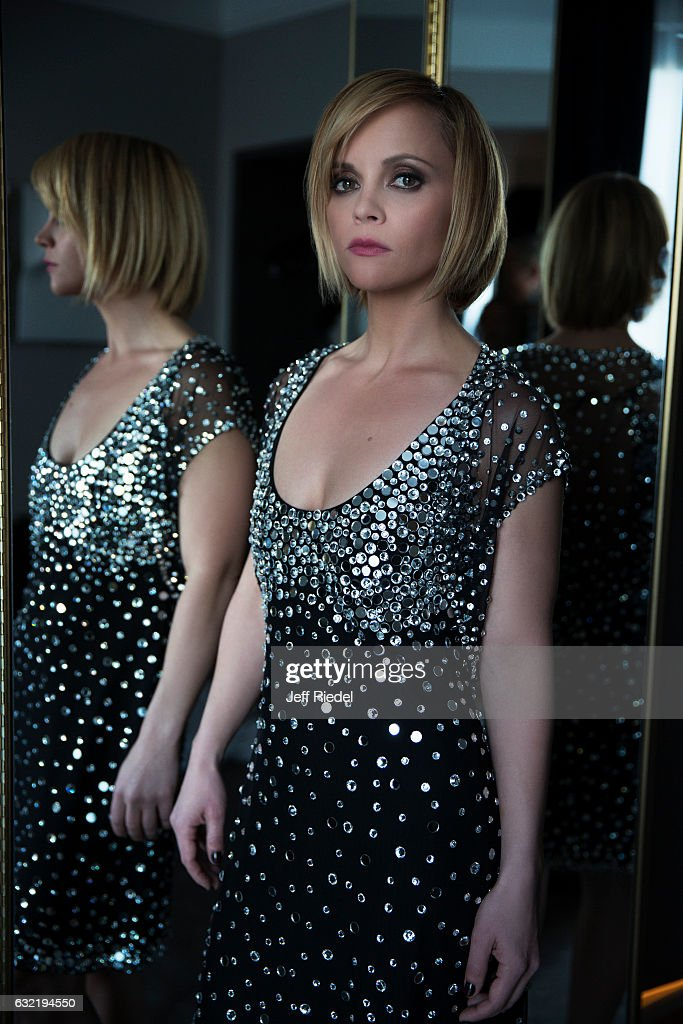 Christina Ricci, Out Magazine, February 2017