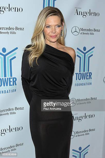 Actress Christina Simpkins attends the Tower Cancer Research Foundation's Tower Of Hope Gala at The Beverly Hilton Hotel on May 19 2016 in Beverly...