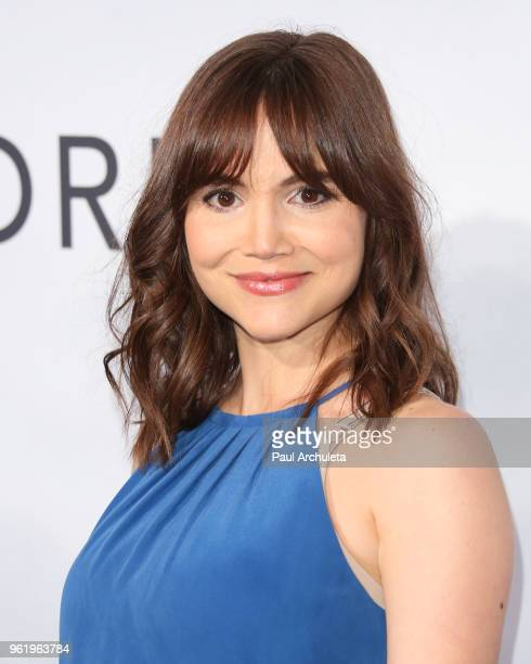Actress Christina Wren attends the premiere of STX Films' 'Adrift' at Regal LA Live Stadium 14 on May 23 2018 in Los Angeles California