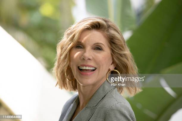 Actress Christine Baranski is photographed for Los Angeles Times on April 26 2019 in Beverly Hills California PUBLISHED IMAGE CREDIT MUST READ Irfan...