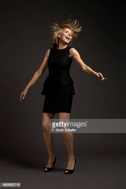 Actress Christine Baranski is photographed on February 11 2011 in New York City