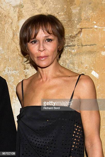 Christine boisson stock photos and pictures getty images for Exterieur nuit film