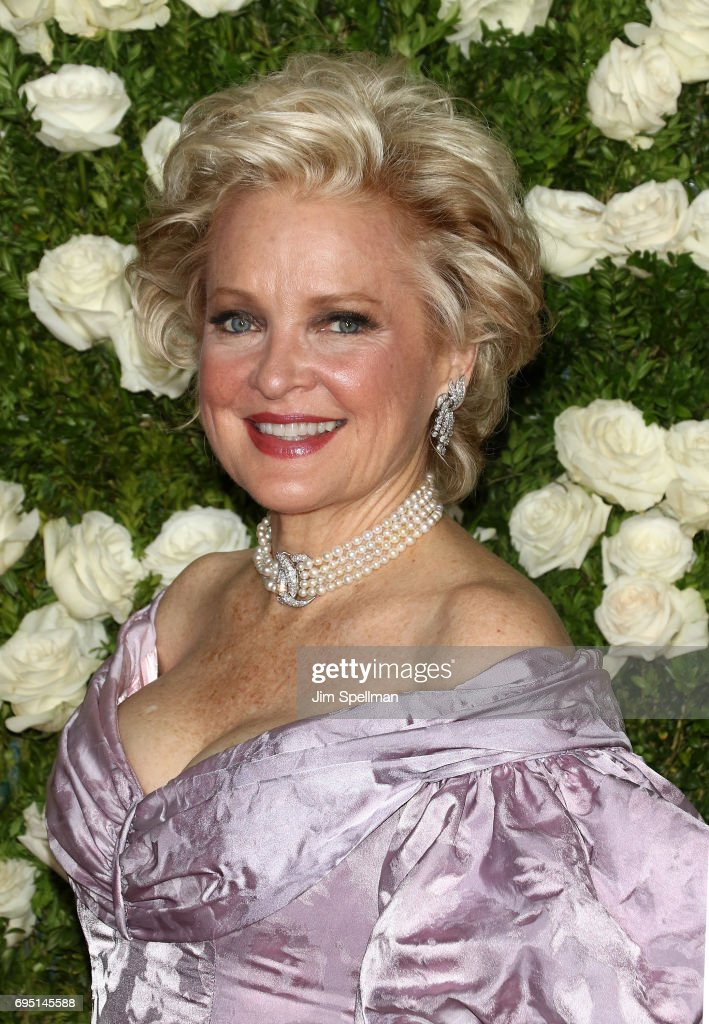 Actress Christine Ebersole attends the 71st Annual Tony Awards at Radio City Music Hall on June 11, 2017 in New York City.