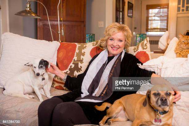 Actress Christine Ebersole is photographed for Closer Weekly Magazine on April 14 2016 at home in New Jersey