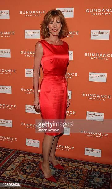 Actress Christine Lahti attends the 2008 Sundance Gala at Roseland Ballroom on October 27 2008 in New York City