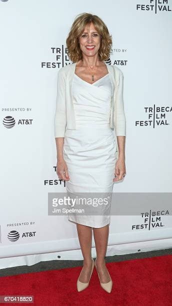 Actress Christine Lahti attends the 2017 Tribeca Film Festival Clive Davis The Soundtrack Of Our Lives world premiere opening night at Radio City...