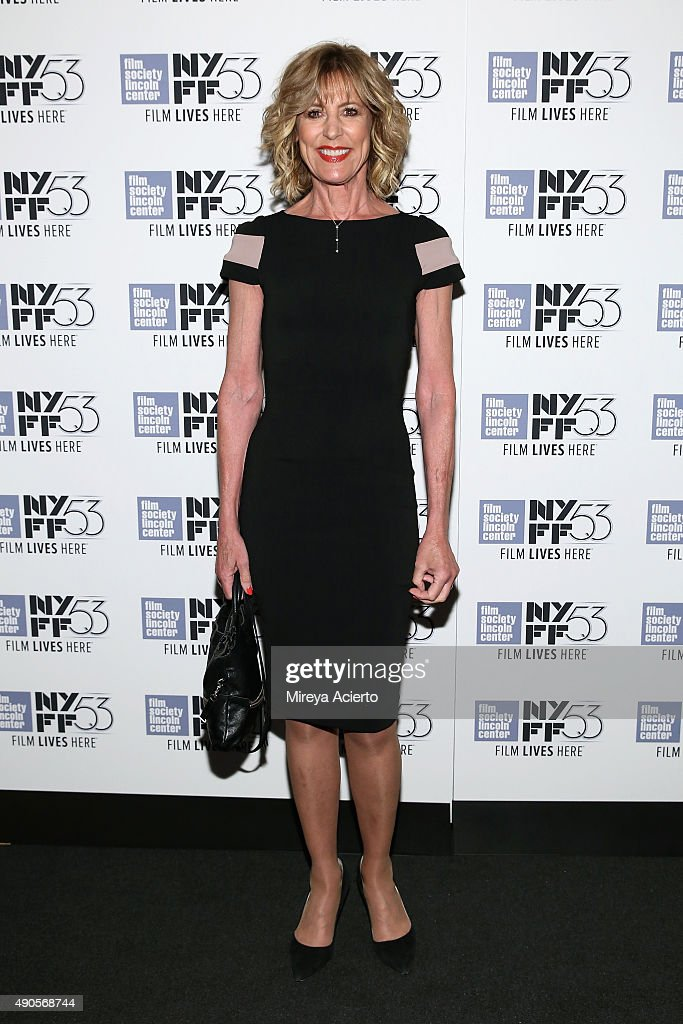 "53rd New York Film Festival - ""Everything Is Copy"" - Arrivals"