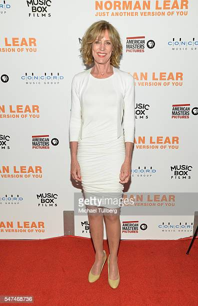 """Actress Christine Lahti attends the premiere of Music Box Films' """"Norman Lear: Just Another Version Of You"""" at The WGA Theater on July 14, 2016 in..."""