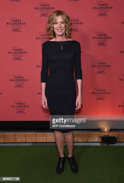 Actress Christine Lahti attends the premiere of Three Billboards Outside Ebbing Missouri at Neuehouse Hollywood in Los Angeles on November 3 2017 /...