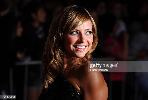 Actress Christine Lakin arrives at the premiere of Touchstone Pictures' 'You Again' at the El Capitan on September 22 2010 in Los Angeles California
