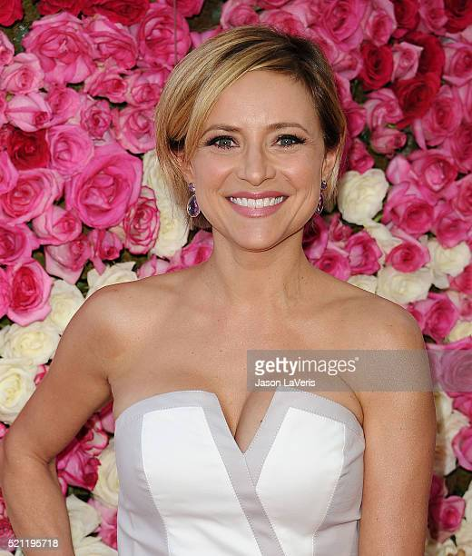 Actress Christine Lakin attends the premiere of 'Mother's Day' at TCL Chinese Theatre IMAX on April 13 2016 in Hollywood California