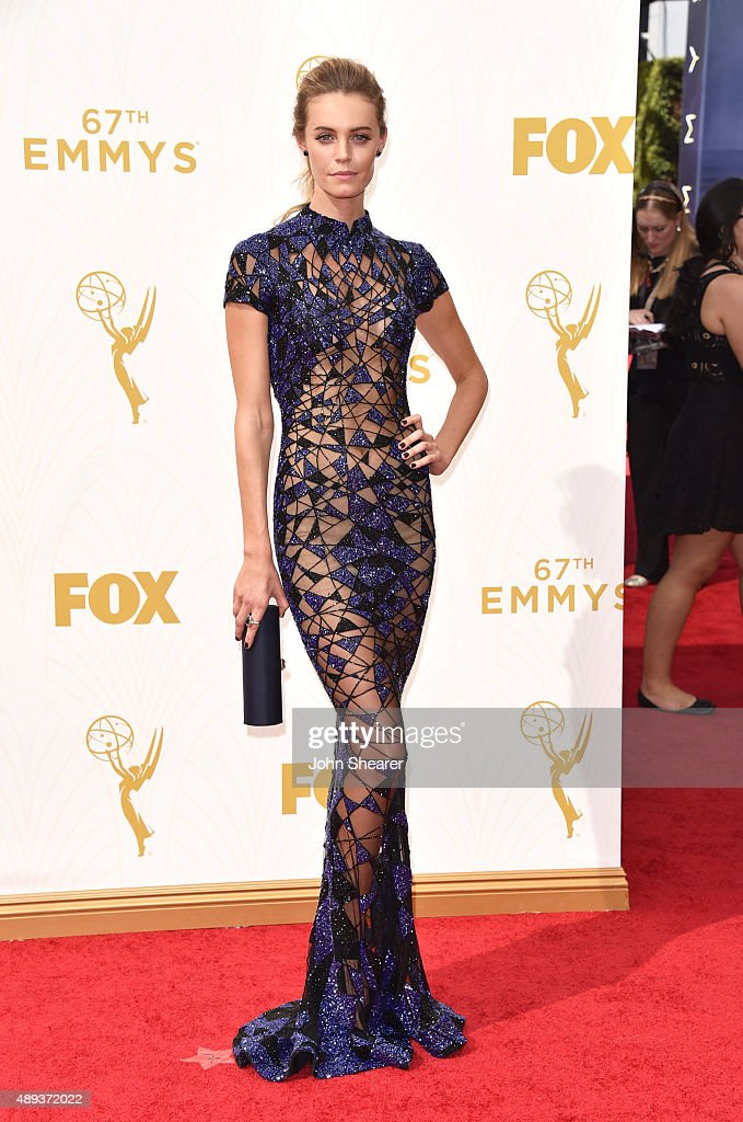 67th Annual Primetime Emmy Awards - Arrivals : Nieuwsfoto's