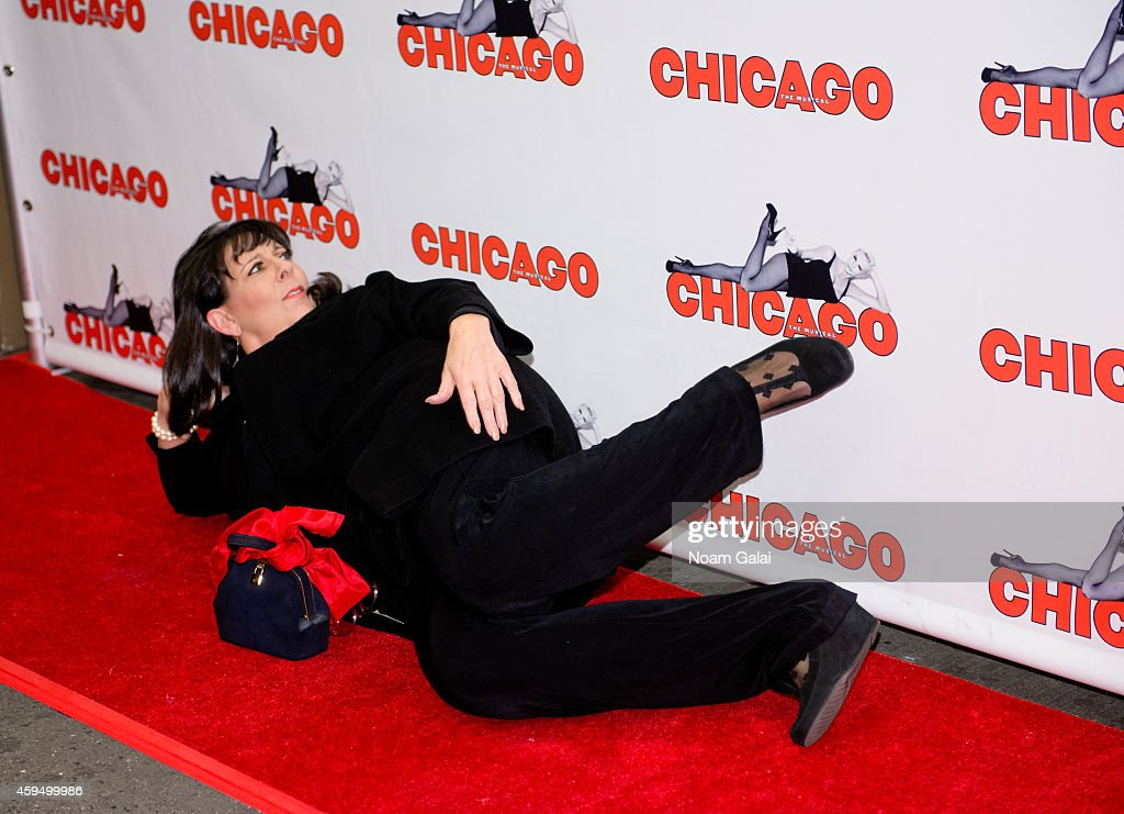 """Chicago"" Celebrates The Second Longest Run On Broadway - Arrivals & Curtain Call"