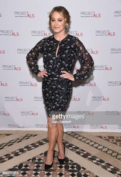 Actress Christine Taylor attends the 19th Annual Project ALS Benefit gala at Cipriani 42nd Street on October 25, 2017 in New York City.