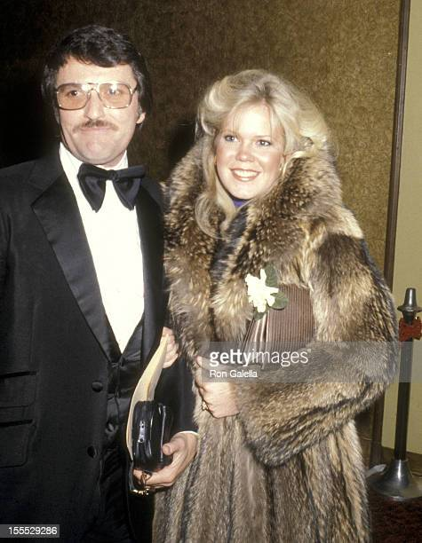 Actress Christopher Norris and guest Walter Danley attend the Sixth Annual People's Choice Awards on January 24 1980 at Hollywood Palladium in...