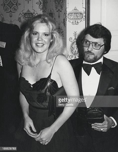 Actress Christopher Norris and husband Walter Danly attend Love Boat Honors Helen Hayes Gala on February 22 1980 at the Beverly Hills Hotel in...