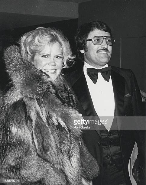 Actress Christopher Norris and husband Walter Danly attend Sixth Annual People's Choice Awards on January 24 1980 at the Hollywood Palladium in...