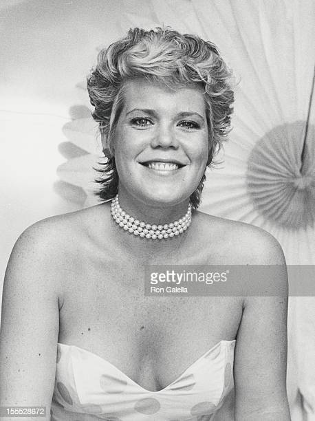 Actress Christopher Norris attend The City Fair Benefiting Cystic Fibrosis Foundation on June 19 1983 at the Bloomingdale's in New York City