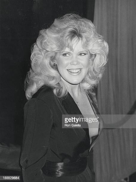Actress Christopher Norris attends 38th Annual Golden Globe Awards on January 31 1981 at the Beverly Hilton Hotel in Beverly Hills California