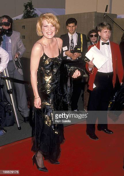 Actress Christopher Norris attends the 15th Annual People's Choice Awards on March 12 1989 at Walt Disney Studios in Burbank California