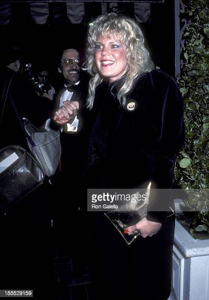 Actress Christopher Norris attends the 1982 American Movie Awards After Party on March 15 1982 at Chasen's Restaurant in Beverly Hills California