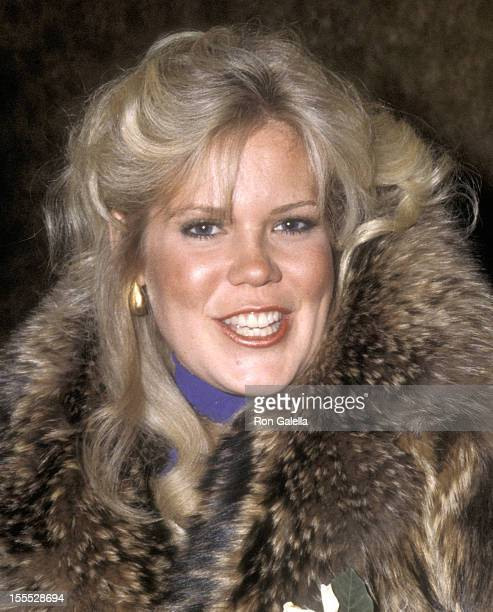 Actress Christopher Norris attends the Sixth Annual People's Choice Awards on January 24 1980 at Hollywood Palladium in Hollywood California