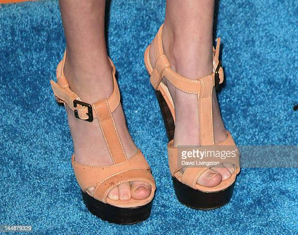 Actress Ciara Bravo attends the Cody Simpson album preview party hosted by Hallmark at Casa Del Mar on May 19 2012 in Santa Monica California
