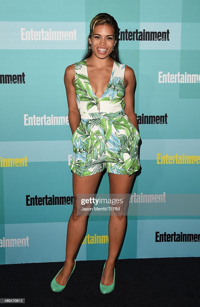 Actress Ciara Renee attends Entertainment Weekly's Comic-Con 2015 Party sponsored by HBO, Honda, Bud Light Lime and Bud Light Ritas at FLOAT at The Hard Rock Hotel on July 11, 2015 in San Diego, California.