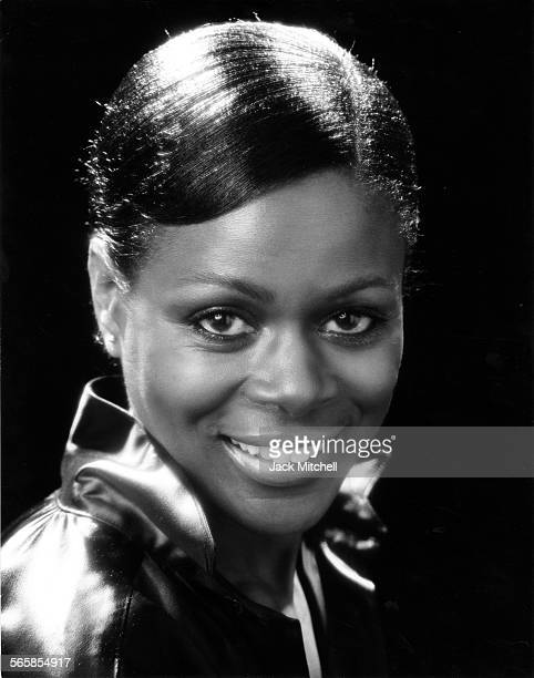 Actress Cicely Tyson 1976 Photo by Jack Mitchell/Getty Images