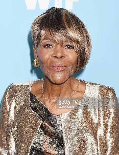 Actress Cicely Tyson arrives at the Variety And Women In Film's 2017 PreEmmy Celebration at Gracias Madre on September 15 2017 in West Hollywood...