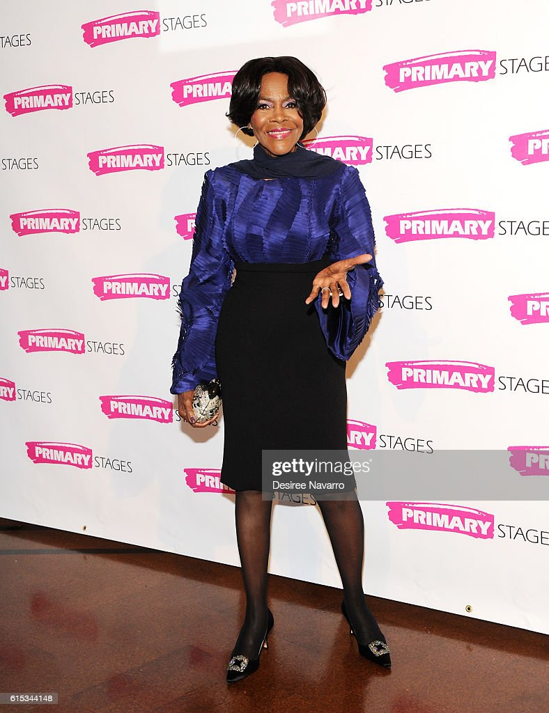 Actress Cicely Tyson attends Primary Stages 2016 Gala at 538 Park Avenue on October 17, 2016 in New York City.