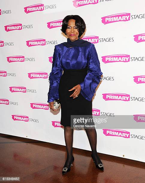 Actress Cicely Tyson attends Primary Stages 2016 Gala at 538 Park Avenue on October 17 2016 in New York City