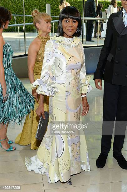 Actress Cicely Tyson attends the 2014 CFDA fashion awards at Alice Tully Hall Lincoln Center on June 2 2014 in New York City