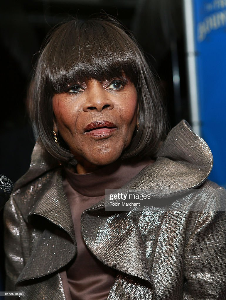 Actress Cicely Tyson attends the after party for the Broadway opening night of 'The Trip To Bountiful' at Copacabana on April 23, 2013 in New York City.