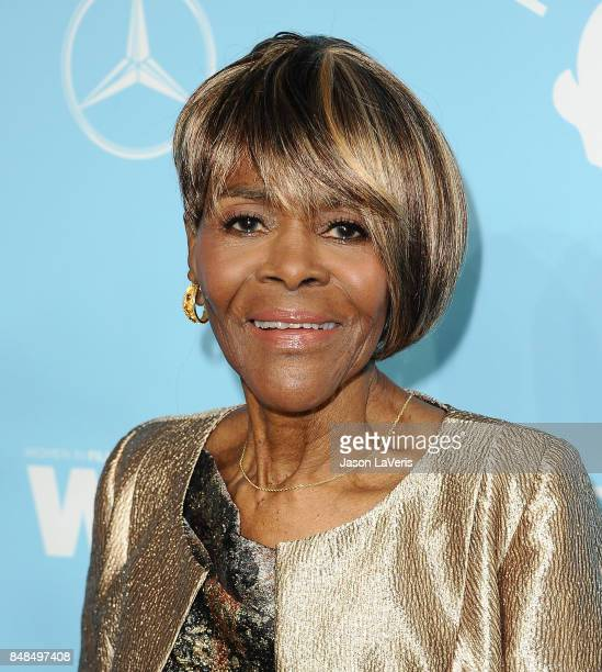 Actress Cicely Tyson attends Variety and Women In Film's 2017 preEmmy celebration at Gracias Madre on September 15 2017 in West Hollywood California