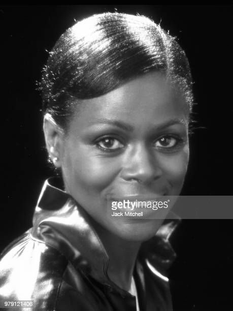 Actress Cicely Tyson photographed in March 1976