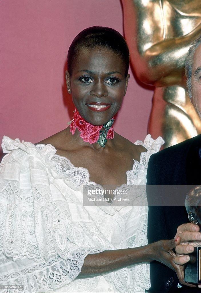 Cicely Tyson At The Oscars : News Photo