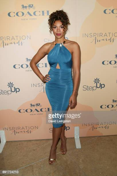 Actress Ciera Payton attends the 14th Annual Inspiration Awards at The Beverly Hilton Hotel on June 2 2017 in Beverly Hills California