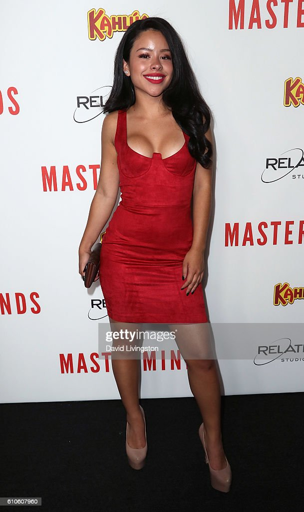 """Premiere Of Relativity Media's """"Masterminds"""" - Arrivals"""