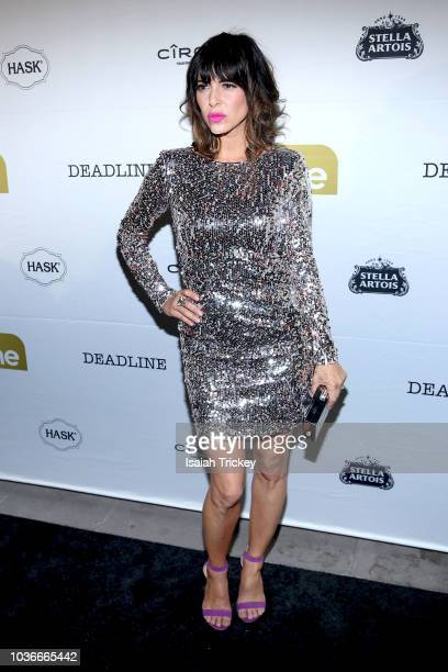 Actress Cindy Sampson attends eOne Best of the Fest TIFF 2018 Celebration at Assembly Chef's Hall on September 7 2018 in Toronto Canada