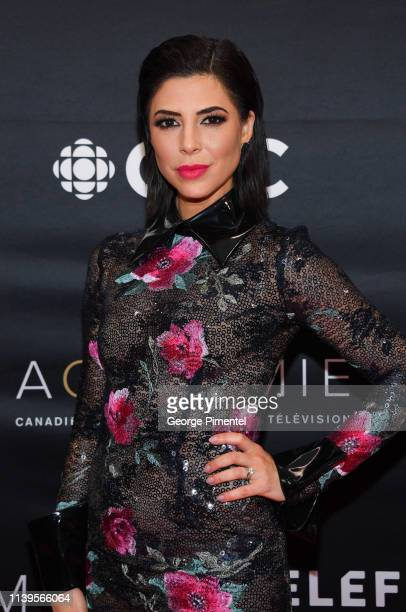 Actress Cindy Sampson attends the 2019 Canadian Screen Awards Broadcast Gala at Sony Centre for the Performing Arts on March 31 2019 in Toronto Canada