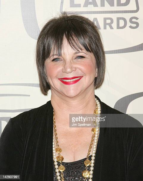Actress Cindy Williams attends the 10th Annual TV Land Awards at the Lexington Avenue Armory on April 14 2012 in New York City