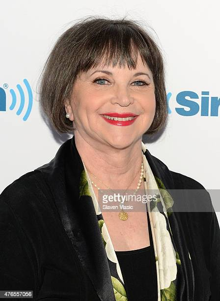 Actress Cindy Williams visits SiriusXM Studios on June 10 2015 in New York City